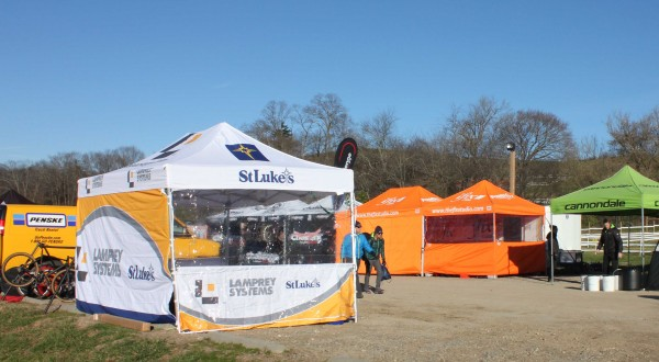 Lamprey Tent